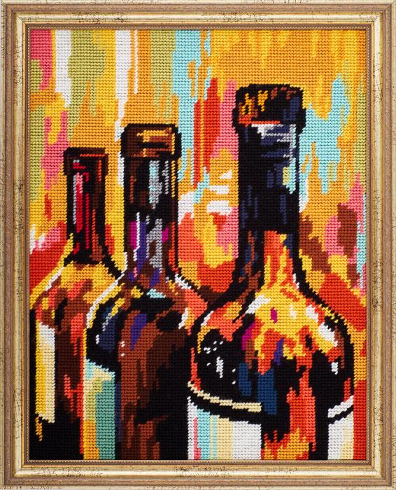 TL-49: Натюрморт «Вино»