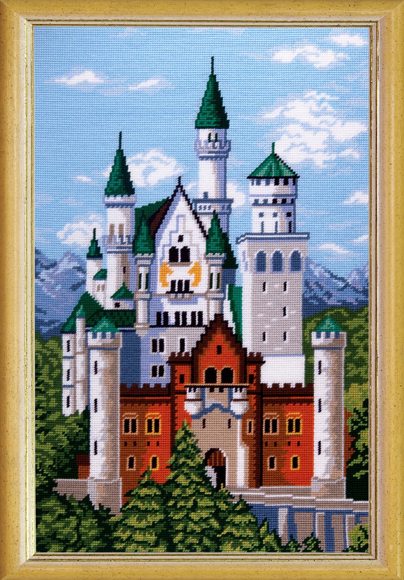 TS-60: Замок «Нойшванштайн»