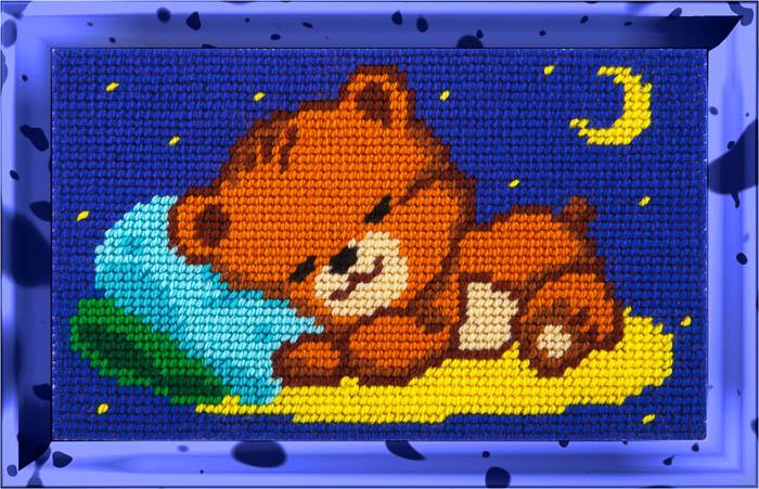 Схожі вишивки: ведмеді, дикі