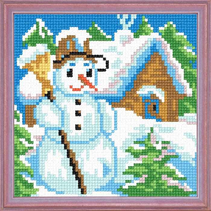 A09 — Сніговик