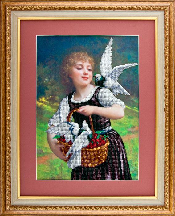 A525 — Панна та голуби