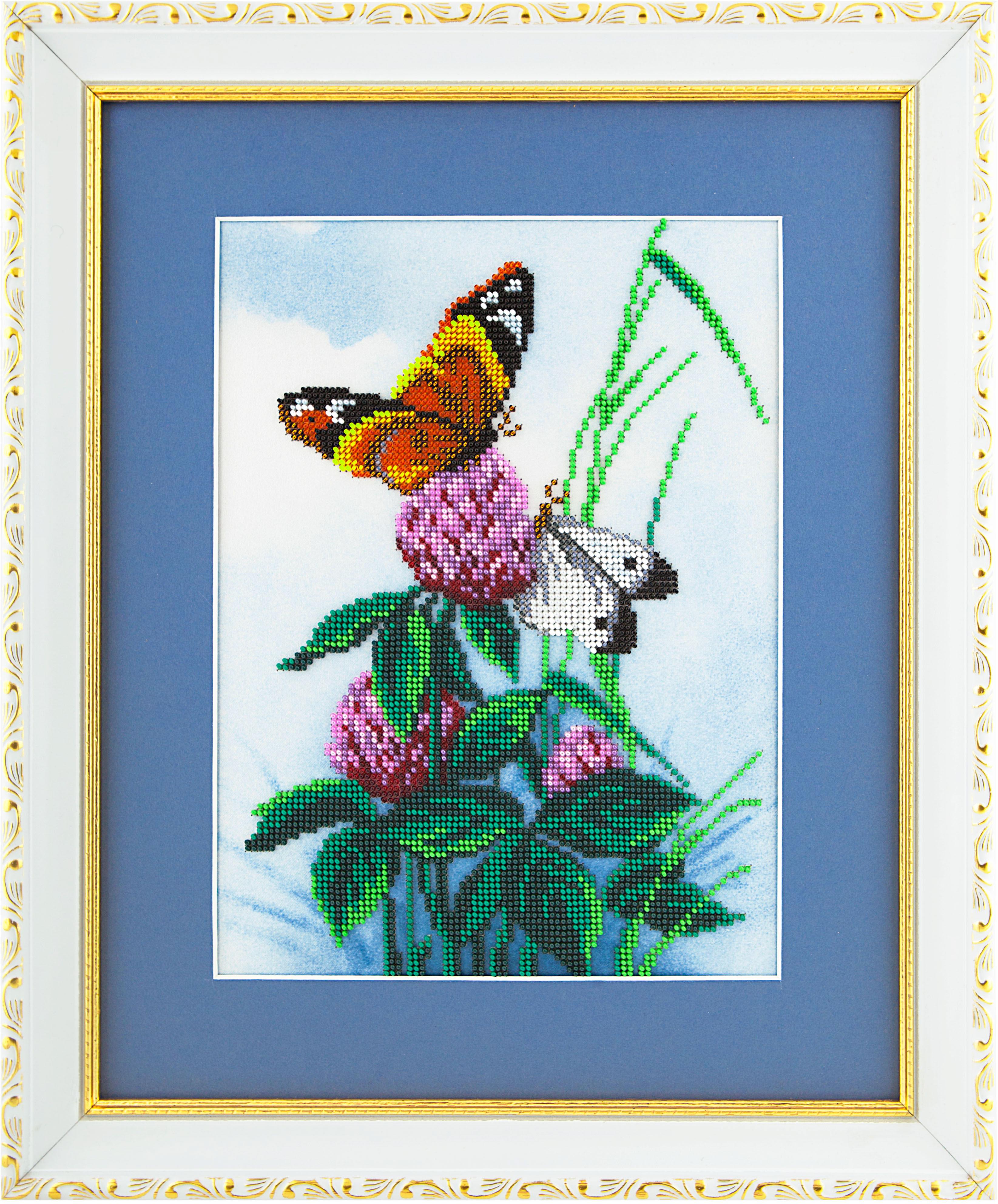 A544 — Метелики на конюшині