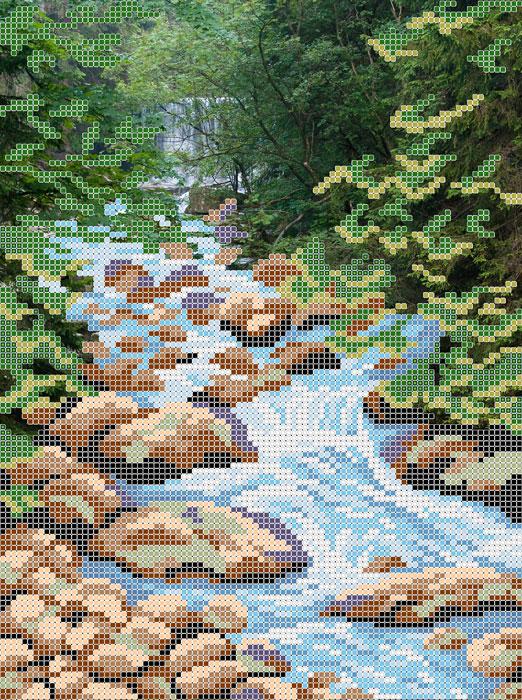 A561 — Водоспад