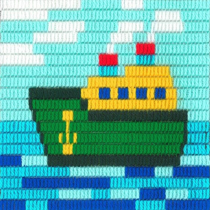 I012 — Корабель