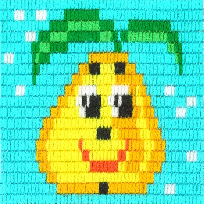I018 — Весела груша
