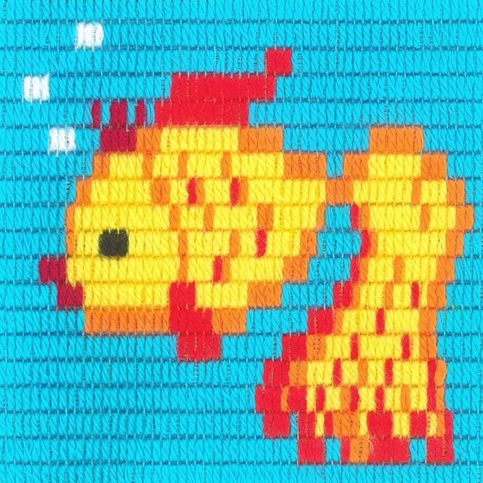 I051 — Золота рибка