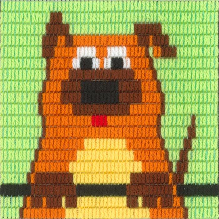 I054 — Пес