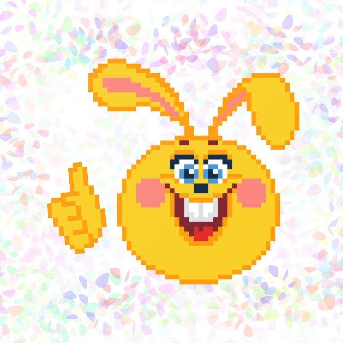 K112 — Веселий заєць