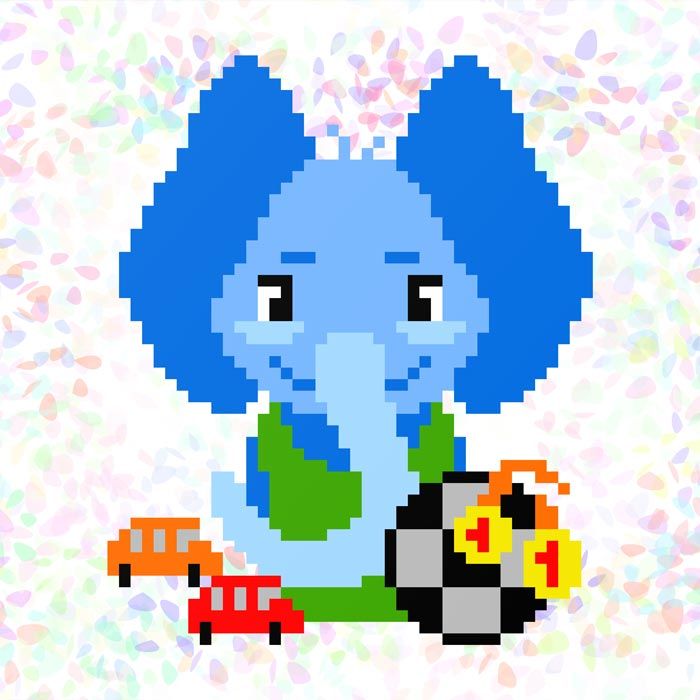 K137 — Слоненя