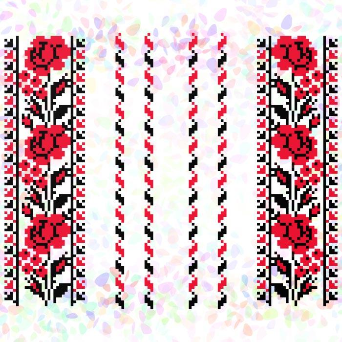 K242 — Квіткова алея (6 фраґментів)