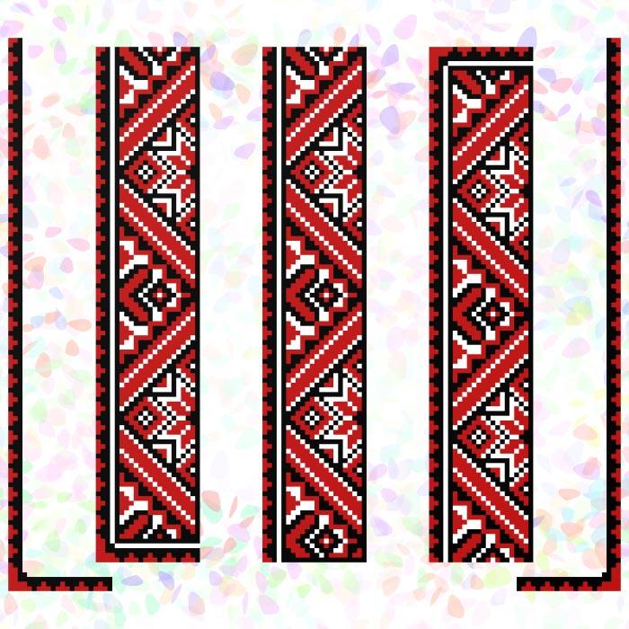 K250 — Червоне та чорне (5 фраґментів)
