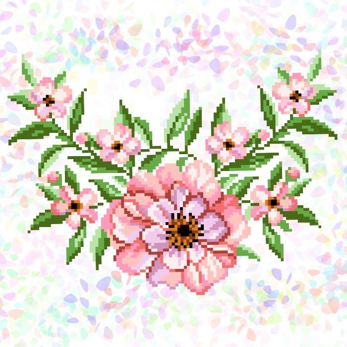 K299 — Чайна троянда (1 фраґмент)