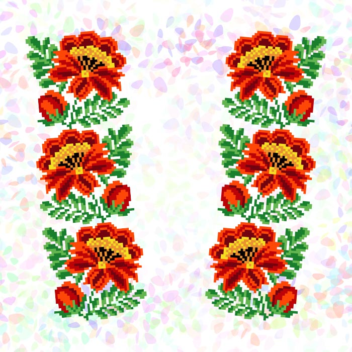 K307 — Квіти