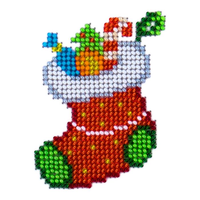 L503 — Різдвяна шкарпетка