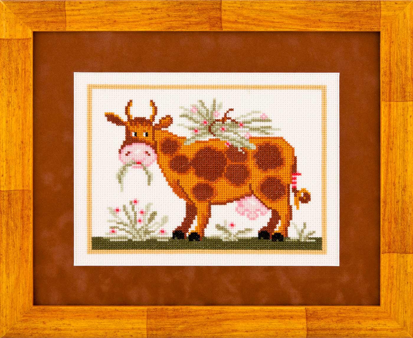 N1812 — Весёлая коровка