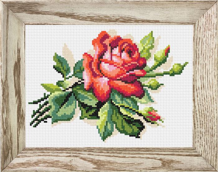 N1813 — Червона троянда
