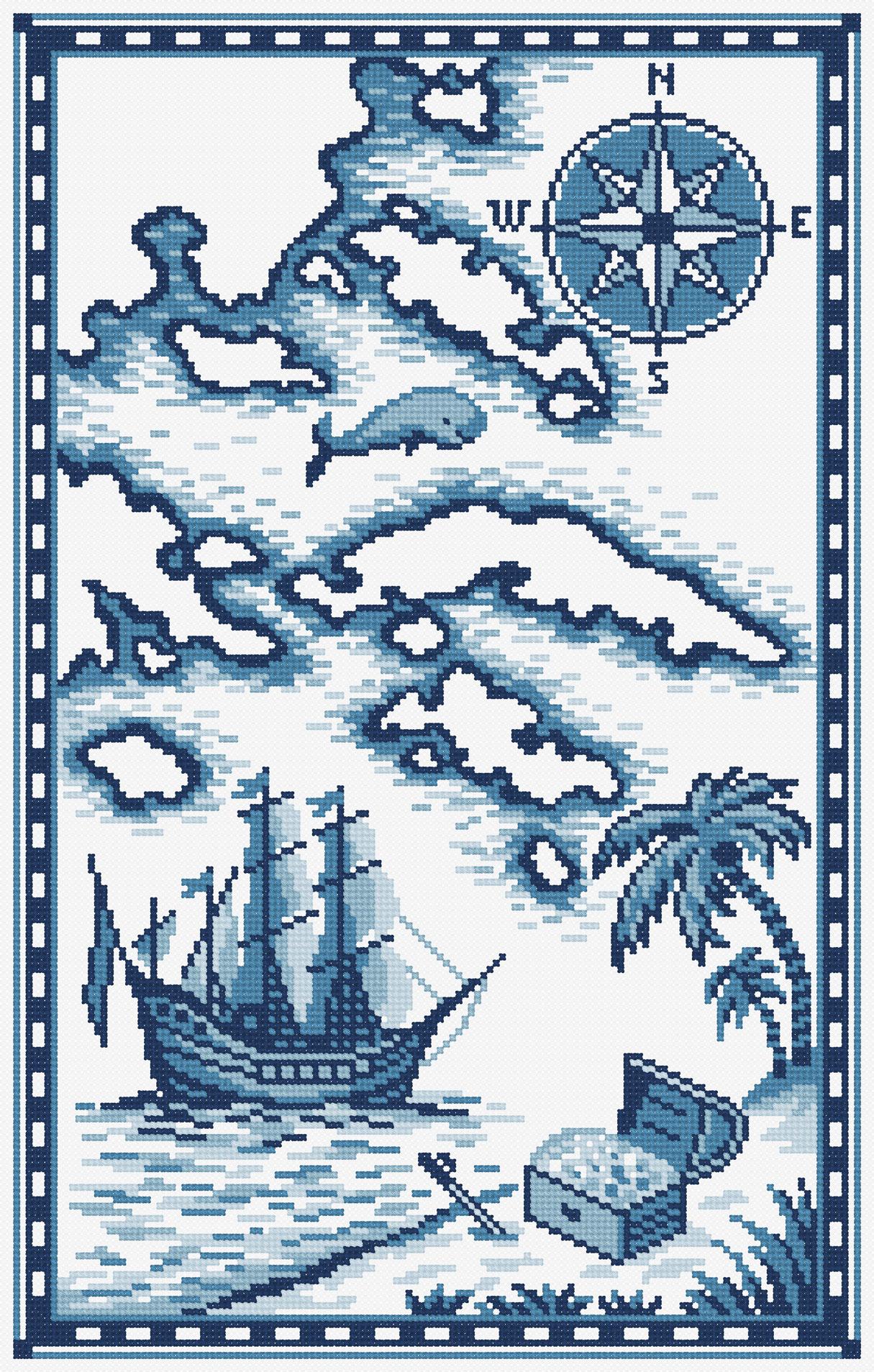 N1908 — Острів скарбів