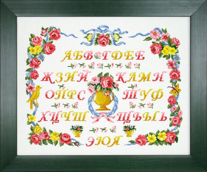 N5003 — Абетка «Троянди»