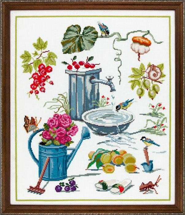 N5005 — Садовий натюрморт «Літо»