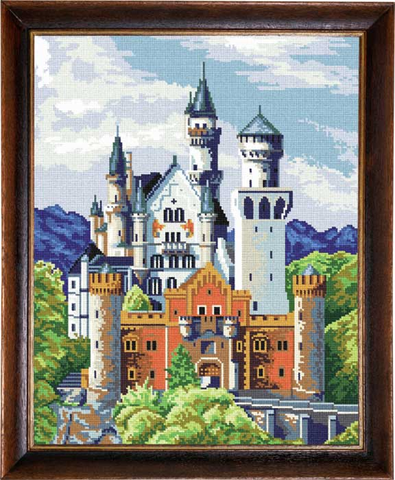 NP04 — Замок «Нойшванштайн»