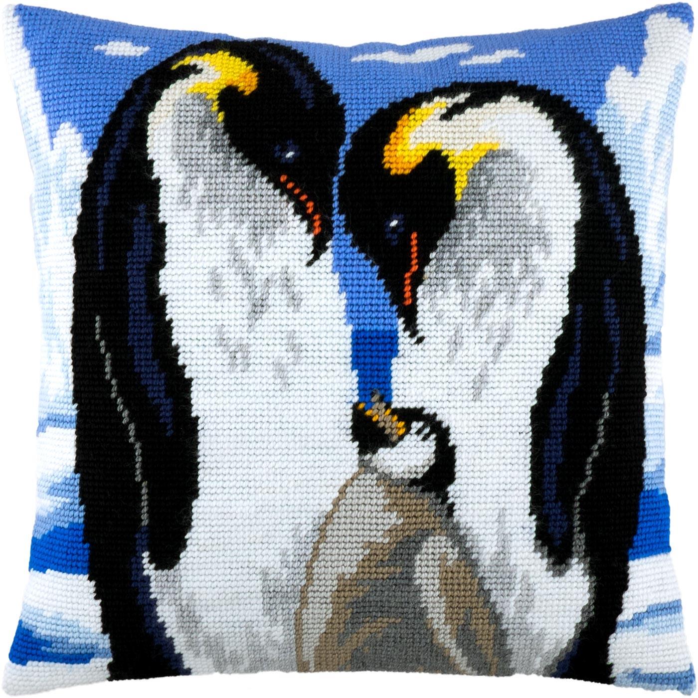 V14 — Закохані пінгвіни