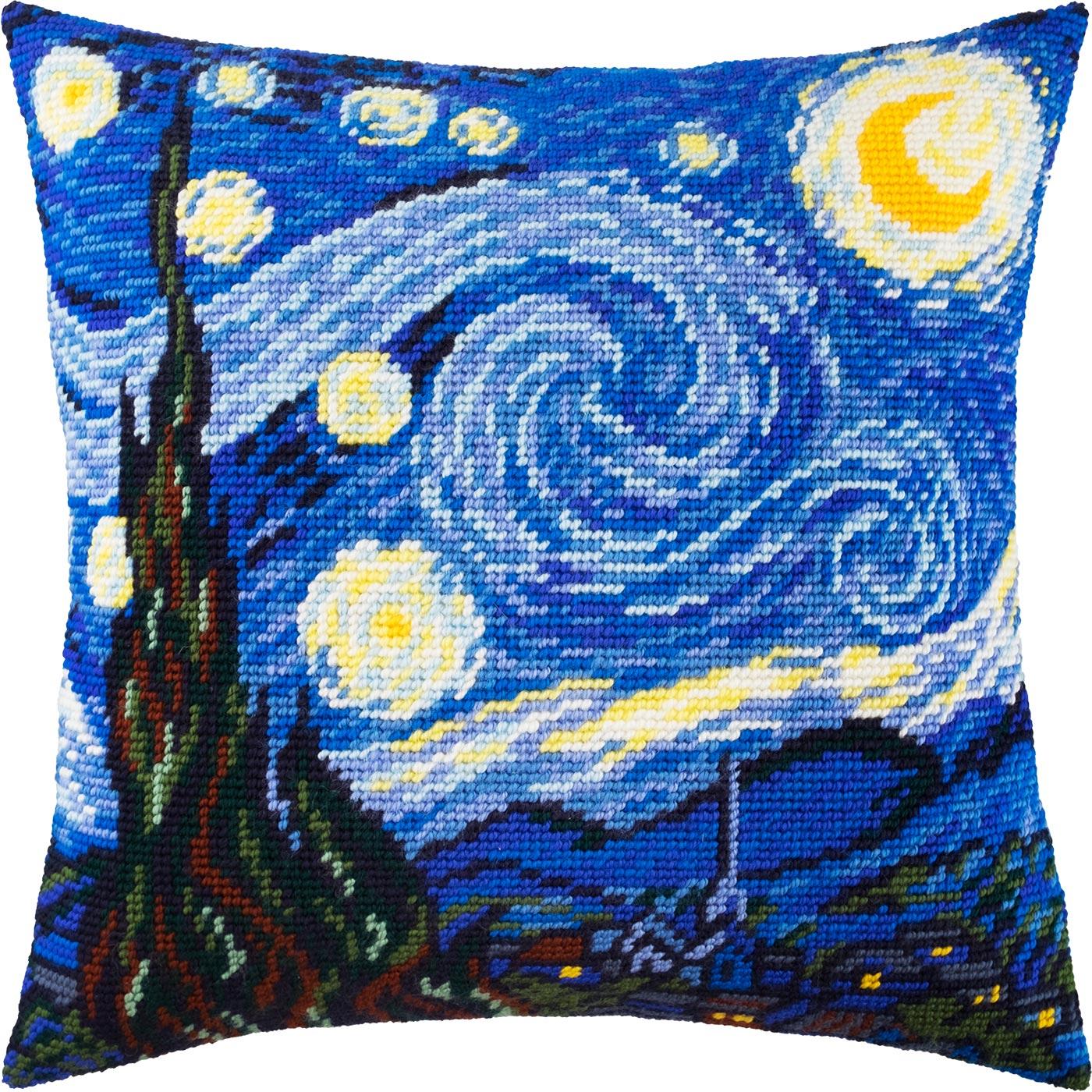 V185 — «Зоряна ніч», В. ван Гог