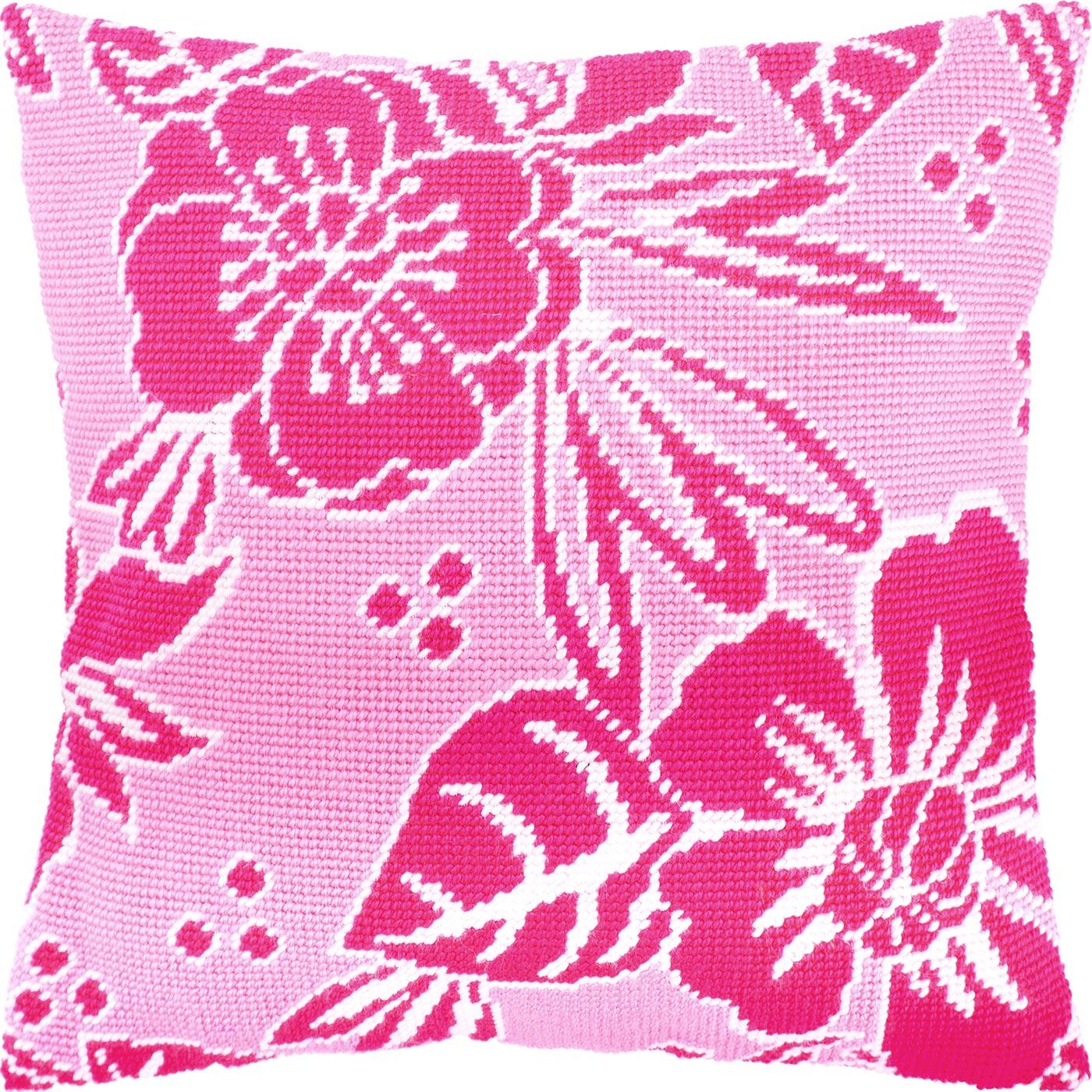 V220 — Рожеві квіти