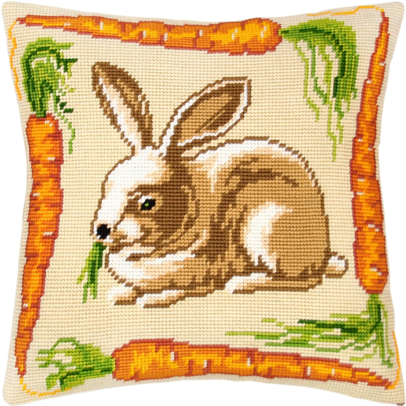 V41 — Кріль із морквою