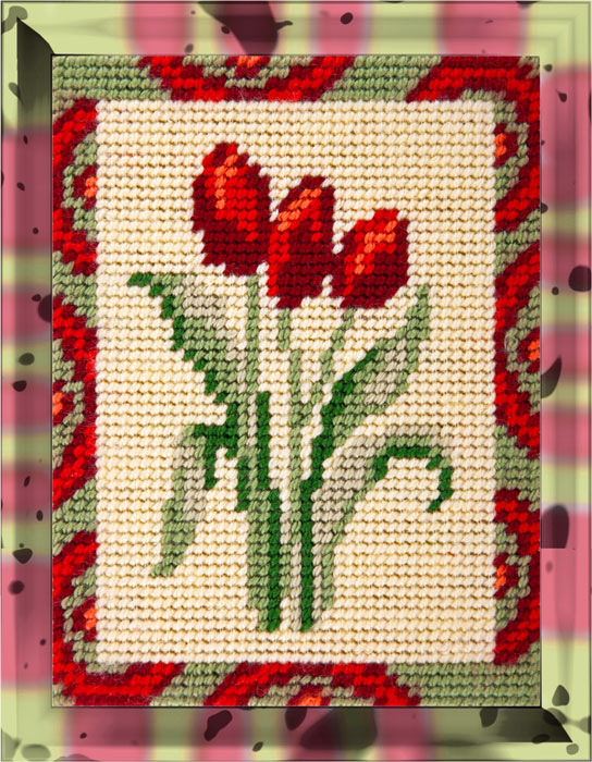 X2210 — Букет тюльпанів